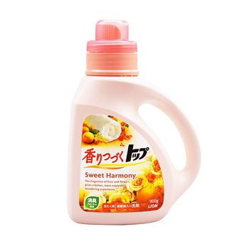 LION日本獅王 香氛柔軟濃縮洗衣精(900g)