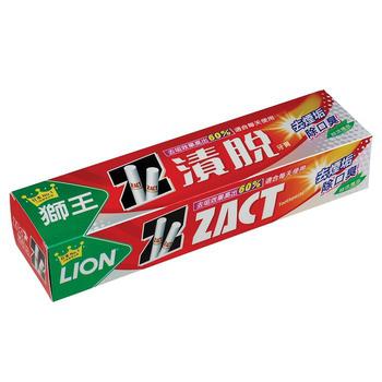 LION日本獅王 漬脫牙膏-煙垢(150g)