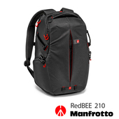 《Manfrotto 曼富圖》RedBee Backpack 旗艦級大紅蜂後開雙肩背包(RedBee Backpack)