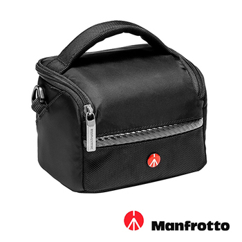 《Manfrotto》Active Shoulder Bag I 專業級輕巧肩背包 I(Active Shoulder Bag I)