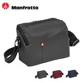《Manfrotto》NX Shoulder Bag DSLR 開拓者單眼肩背包(酒紅)