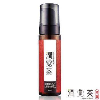 潤覺茶 白薑花滋養潔顏慕斯(200ml)