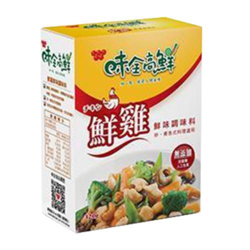味全 高鮮鮮雞鮮味調味料(320g/盒)