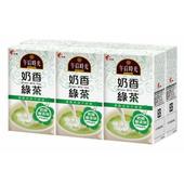《午后時光》奶香綠茶(250mlx6包/組)