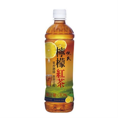 悅氏 檸檬紅茶(550mlx4入/組)