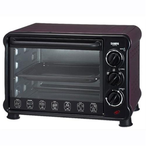 聲寶 18L電烤箱KZ-PU18