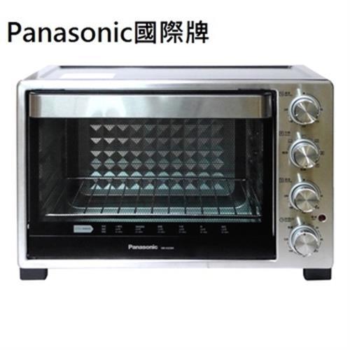 Panasonic國際牌 雙溫控電烤箱32L NB-H3200
