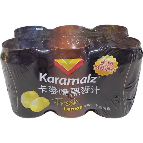 卡麥隆 黑麥汁檸檬(330ml*6罐/組)