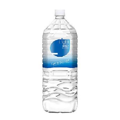 悅氏 Light鹼性水(2200ml/瓶)