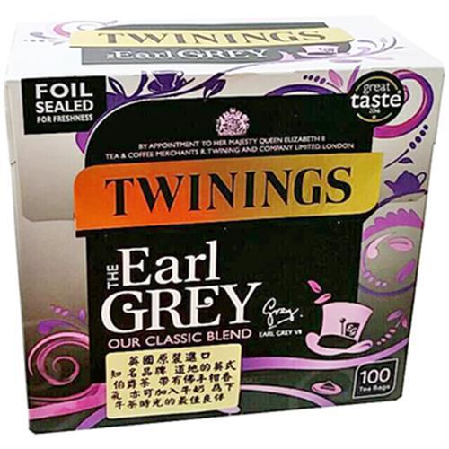 TWININGS 伯爵茶(2.5g*100入/盒)
