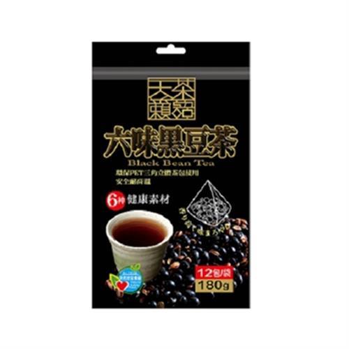 阿華師 六味黑豆茶(15g*12入/袋)