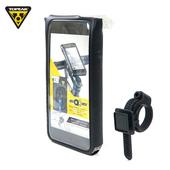 《TOPEAK》SmartPhone DryBag iPhone 6/6s/7用 智慧型手機套-黑(黑)