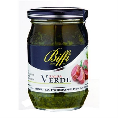 BIFFI 經典羅勒醬(190公克/瓶)