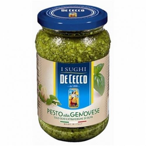 DE CECCO 義大利羅勒青醬(200g/瓶)