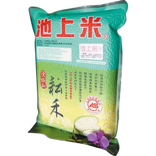 陳協和池上米 耘禾米(2公斤/包)