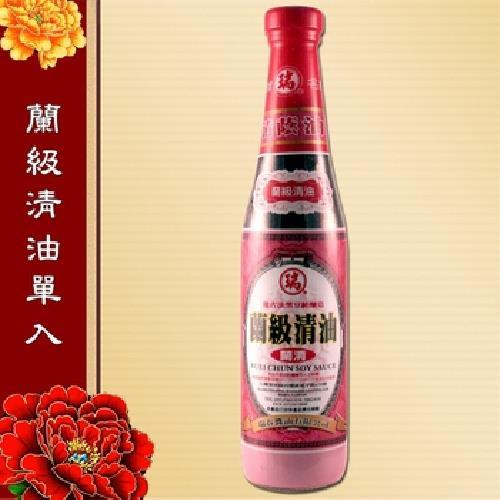 《瑞春》蘭級清油(420ml/罐)