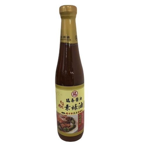 《瑞春》香菇素蠔油(420ml/罐)