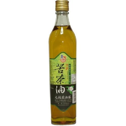 《元福》招牌特級苦茶油(520c.c±5%/罐)
