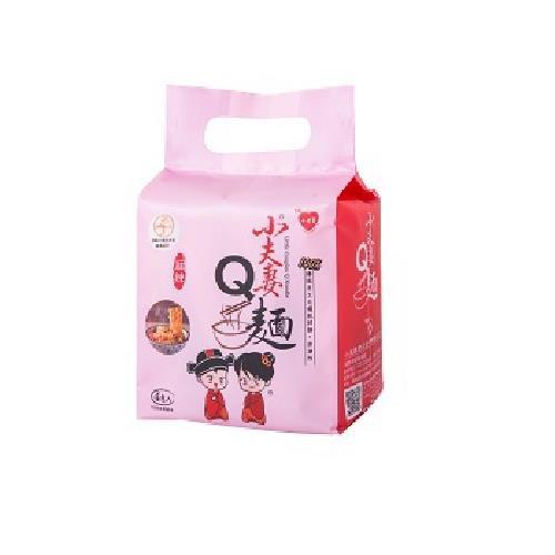 《小夫妻Q麵》椒麻辣(90g*4份/組)