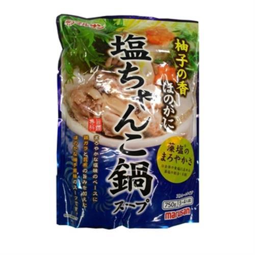 丸三 限定鹽味相撲鍋湯包(750g/包)