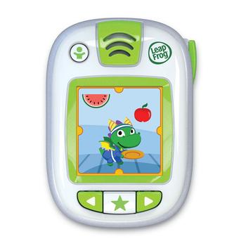 LeapFrog跳跳蛙 寵物運動錶(綠)