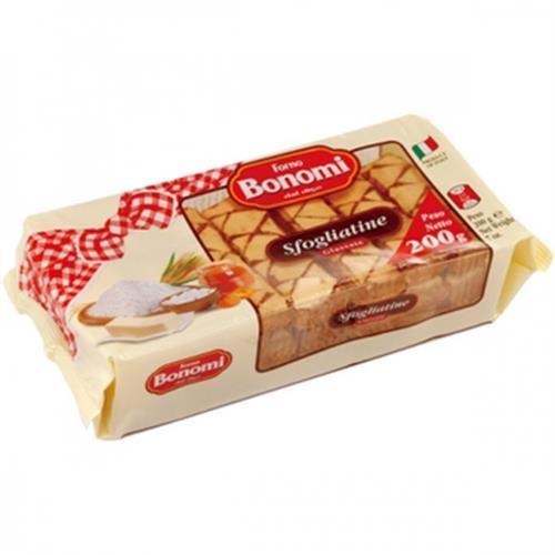 義大利Bonomi 小麥千層餅(200g)