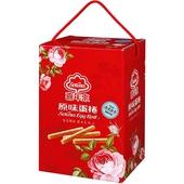 《喜年來》原味蛋捲大發禮盒384g/盒 $158