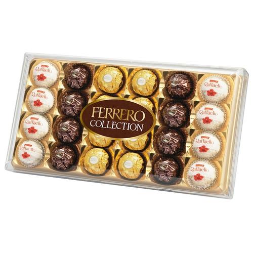 《費列羅》臻品巧克力精緻禮盒(259.2g/盒)