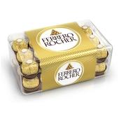 《費列羅》意大利金莎巧克力30粒分享禮盒(375g/盒)