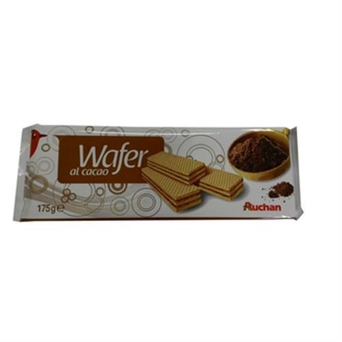 Auchan 義大利巧克力威化餅(175g)