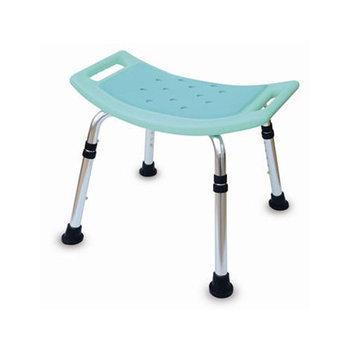 【海夫健康生活館】無背洗澡椅+綠EVA膠墊