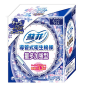 《蘇菲》導管式棉條量多加強型25P(25P)