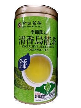 金品 季節限定清香烏龍茶225g(225g/罐)