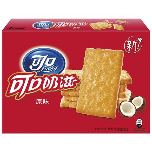 可口奶滋 原味量販包(275g/盒)