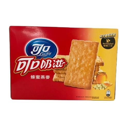 可口奶滋 蜂蜜燕麥口味量販包(275g/盒)