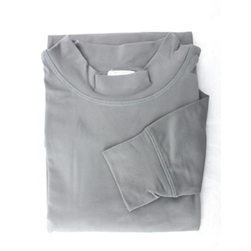 FP 男刷毛半高領上衣 深灰(L)