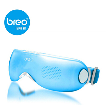 Breo倍輕鬆 眼部按摩器-iSee180