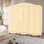 《時尚屋》羅曼蒂7.5尺衣櫥