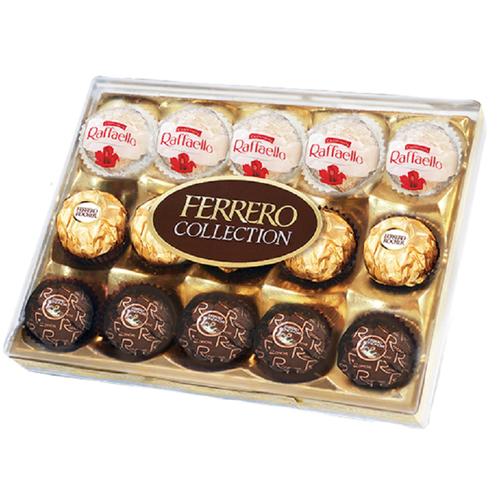 費列羅 臻品巧克力禮盒(162g/盒-15入裝)