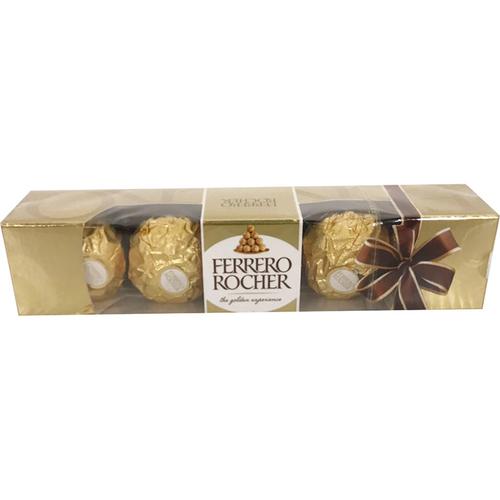意大利金莎 巧克力5粒裝(62.5g/條)