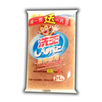 洗王 無刮痕菜瓜布(茶杯專用)(11.5*7.5公分)