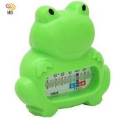《月陽》可愛青蛙造型飄浮沐浴無汞測溫計(KD3082)