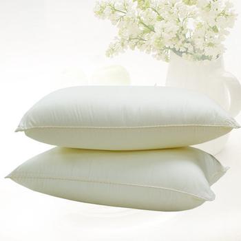 《FITNESS》可機洗舒柔枕(2顆_ 48x75cm)