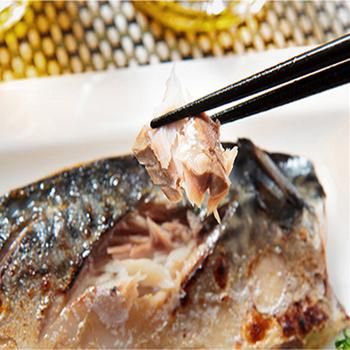 鮮活團購 挪威鯖魚一夜干-單筆下單滿10片免運(130g±10% /片)