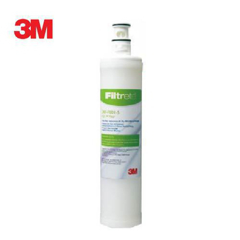 3M SQC 樹脂軟水替換濾心(3RF-F001-5)
