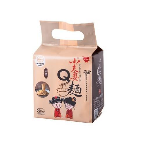 《即期2021.02.01 小夫妻Q麵》沙茶(113g*4份/組)