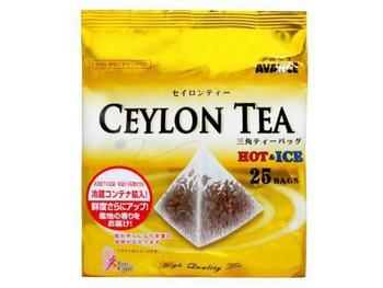 國太樓 立體三角包錫蘭紅茶(2gx25包)