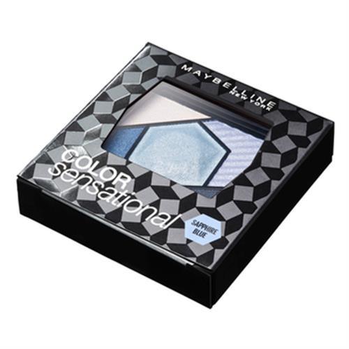 媚比琳 鎂光燈3D立體眼彩盤 BU-1 濾鏡(2.4g)