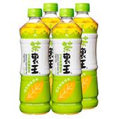 《茶裏王》日式無糖綠茶(600ml*4瓶)
