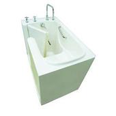《海夫健康生活館》推門式浴缸